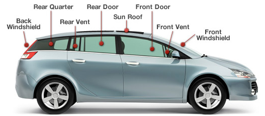 Car Glass Replacement Cost